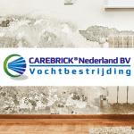 Opstijgend vocht bestrijden met Carebrick-systeem