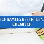 Schimmels bestrijden: chemisch