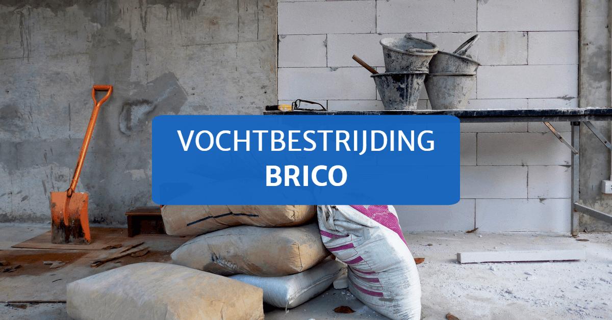Vochtbestrijding Brico