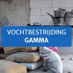 Vochtbestrijding Gamma