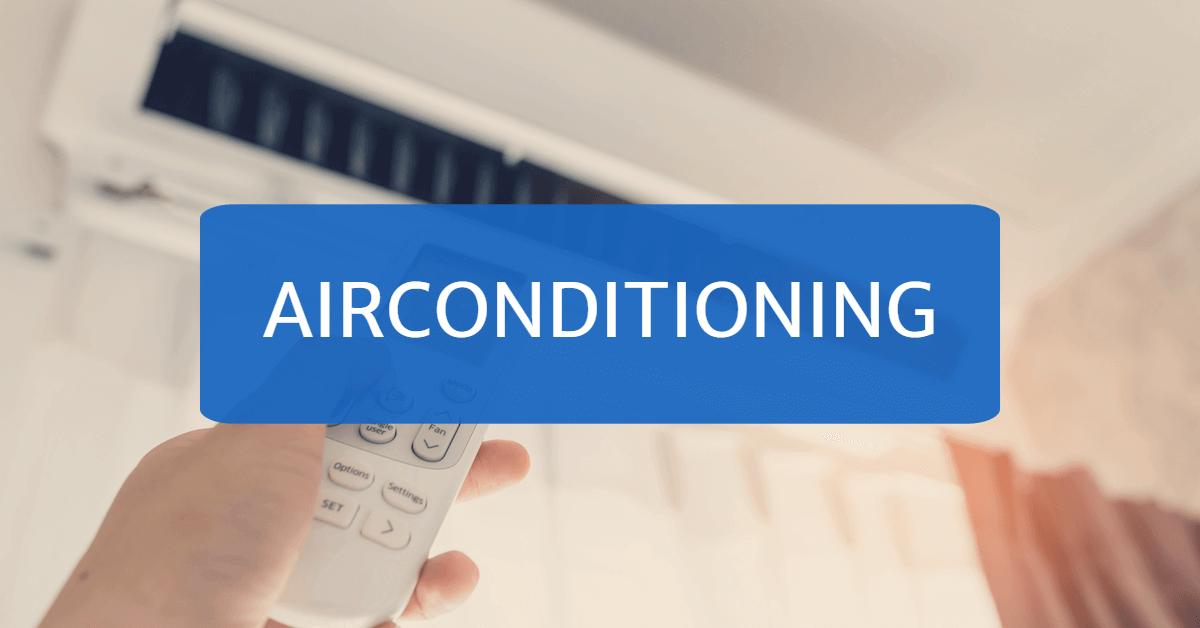 Airconditioning installeren