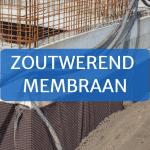 Zoutwerend membraan: bescherming tegen hygroscopische zouten op de muur