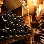 Wijnkelder rekken